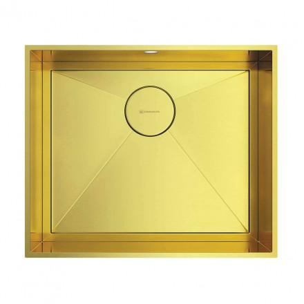 Мойка Omoikiri Kasen 53-Int Lg, светлое золото