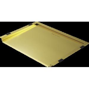 Съемное крыло для моек Omoikiri Re-01 Lg, светлое золото
