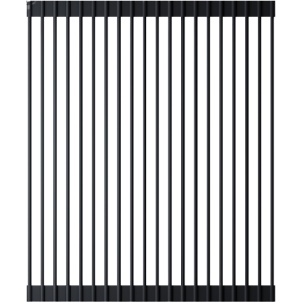 Ролл-мат Omoikiri Roll-01 Silicone-BL, черный
