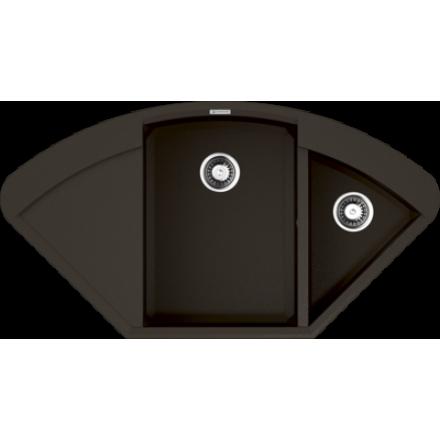 Мойка Omoikiri Sakaime 105C Dc, темный шоколад