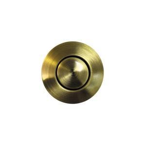 Пневматическая кнопка Omoikiri SW-01 AB, античная латунь