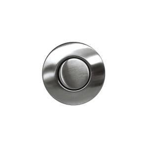 Пневматическая кнопка Omoikiri SW-01 IN, нержавеющая сталь