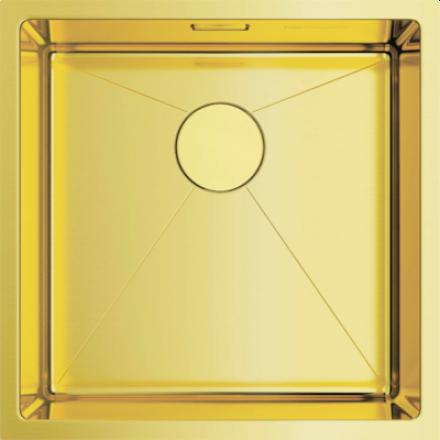 Мойка Omoikiri Taki 44-U/If Lg, светлое золото