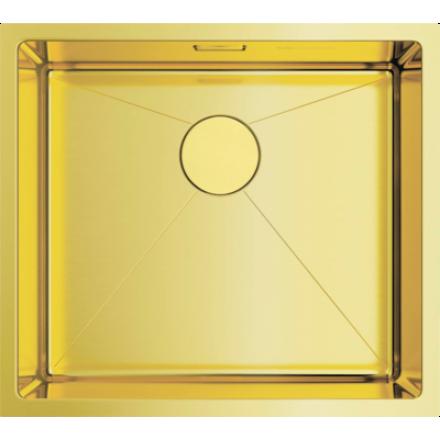 Мойка Omoikiri Taki 49-U/If Lg, светлое золото