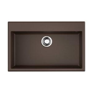 Мойка Omoikiri Tedori 79 DC, темный шоколад